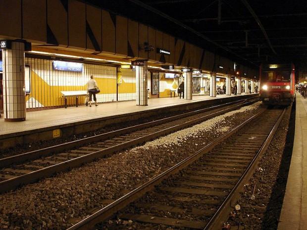 Station RER B