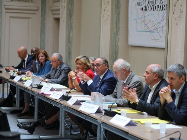 Consultation internationale infra Gd Paris