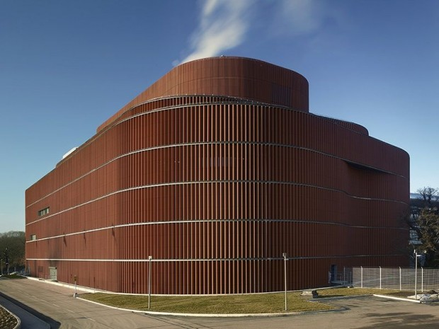 Wienerberger Brick Award, Centrale de cogénération