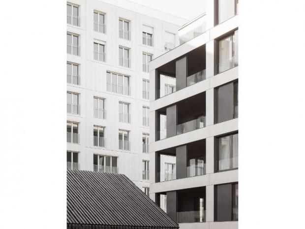 Logements sociaux Paris, Hardel Le Bihan