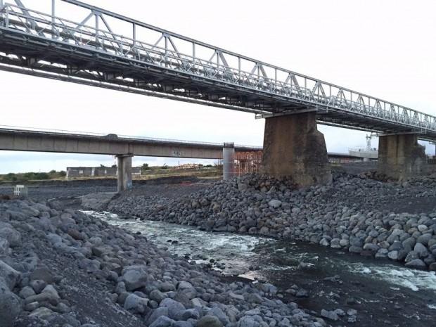 Pont de la rivière des Galets