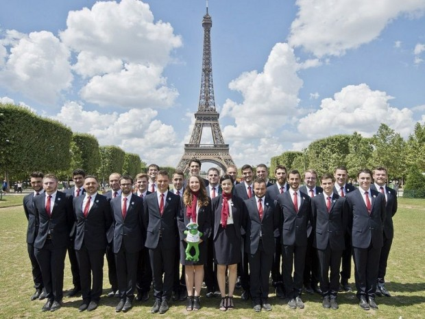 Equipe de France de métiers 2018