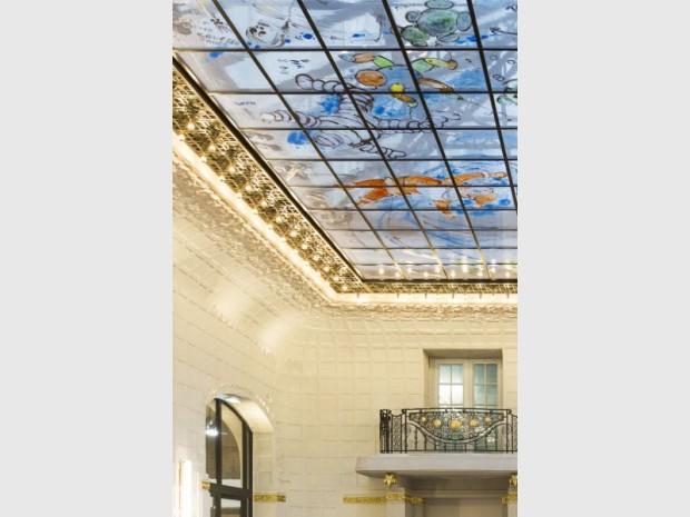 Hotel Lutetia Paris - St Germain verrière