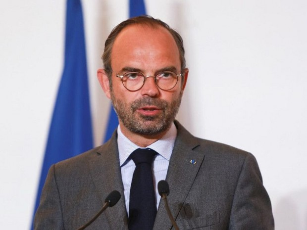 Edouard Philippe - crédit compte Twitter