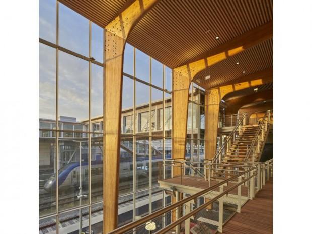 Gare de Lorient, Arep