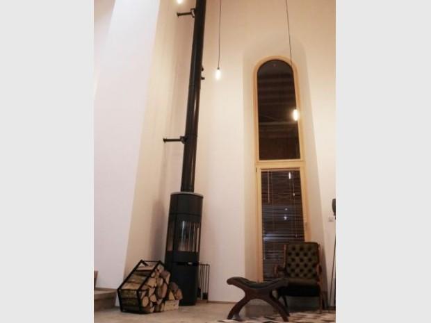 Un poêle pour un intérieur toujours bien chauffé