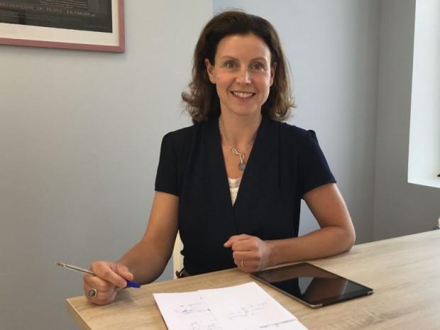 Charlotte Lecocq, députée LREM