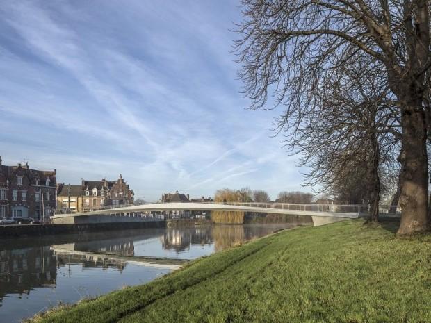 Passerelle Saint-Omer