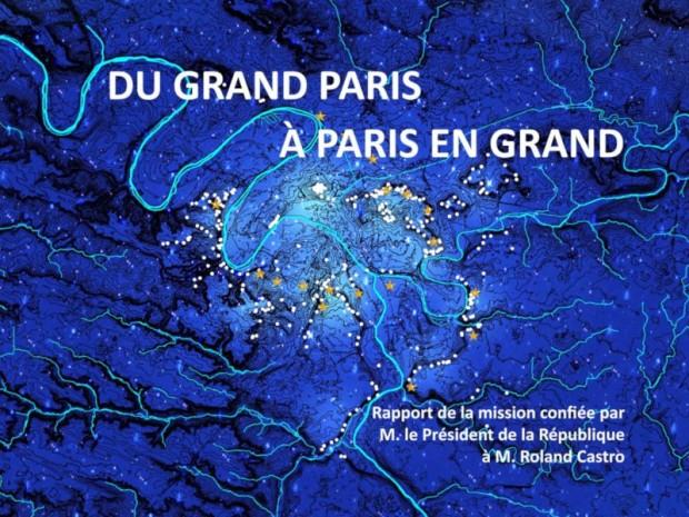 Rapport Grand Paris Roland Castro