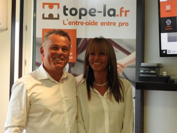 Franck Mechani de Tope la