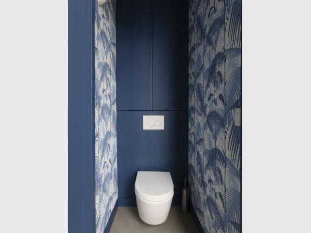 Des toilettes en plus à l'étage