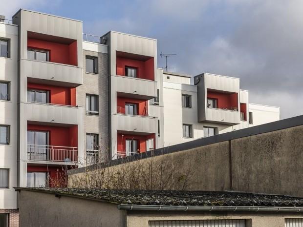 Réhabilitation de façades en BIM au Mans
