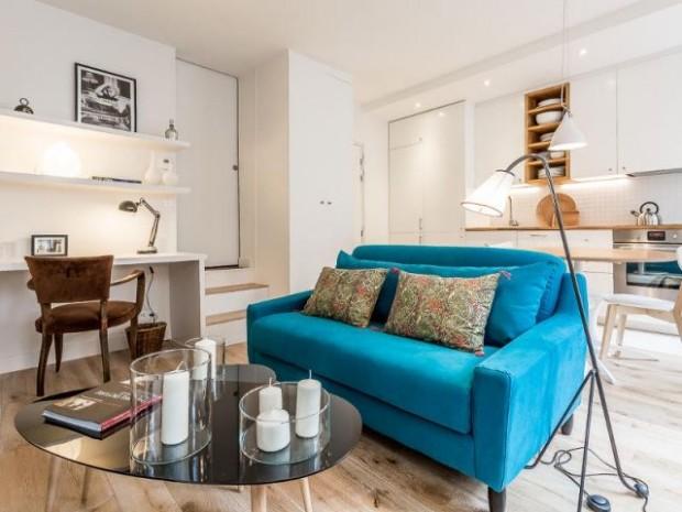 des rev tements qui attrapent la lumi re. Black Bedroom Furniture Sets. Home Design Ideas