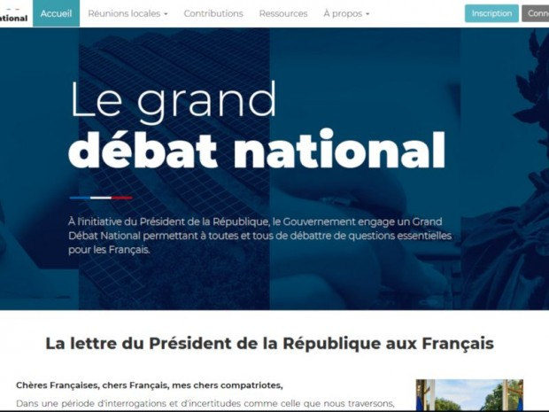 Grand débat national 2019