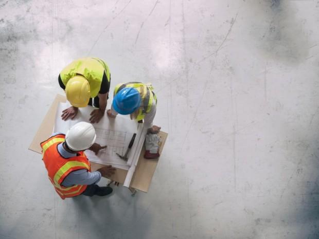 Professionnels artisans bâtiment