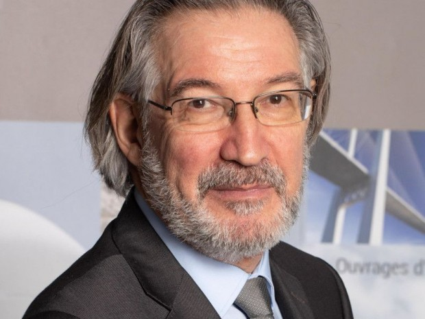 Philippe Gruat, président de la filière béton