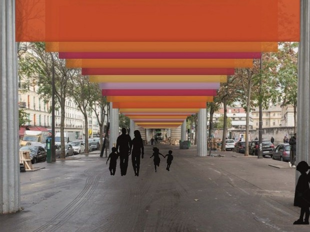 Screens of colours de Nacarat Color Design
