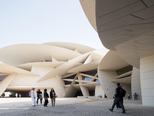 Musée national du Qatar
