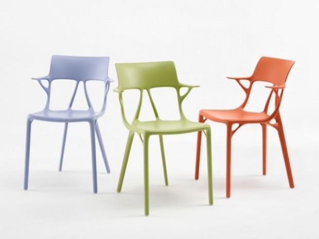La première chaise conçue par l'intelligence artificielle !