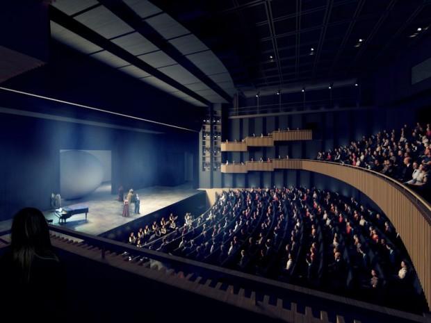 Projet opéra Bastille