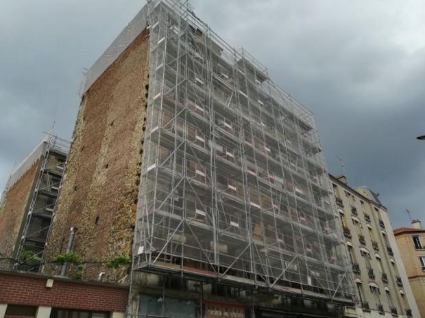 Rénovation logements copropriété