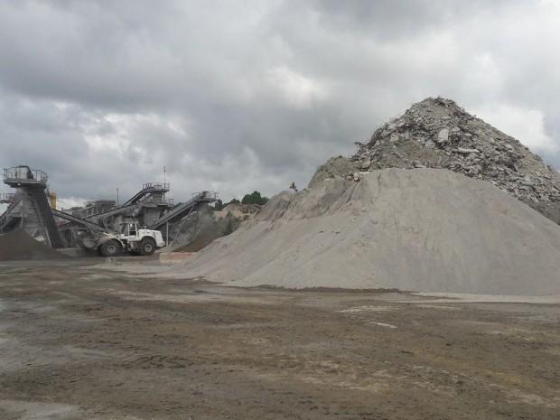 Site de recyclage de Gennevilliers