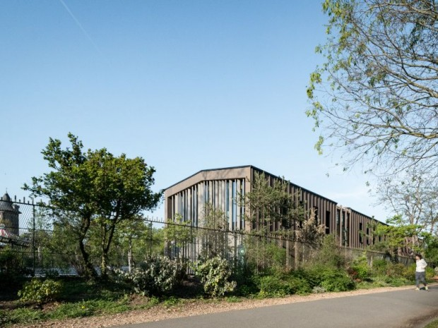 Boréal - Studios Architecture - Jardin d'Acclimatation