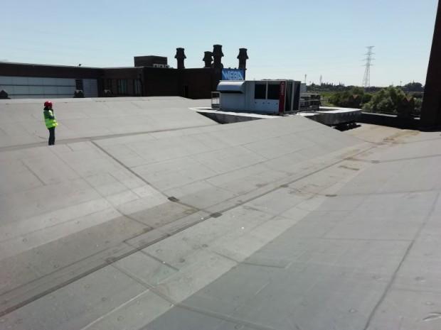 En Belgique, plusieurs ERP ont choisi une toiture ...