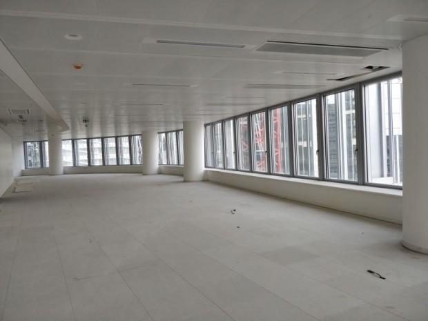 La tour Alto propose 51.000 m2 de bureaux