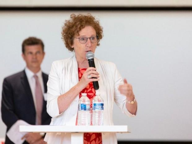 Muriel Pénicaud, ministre du Travail, juillet 2019