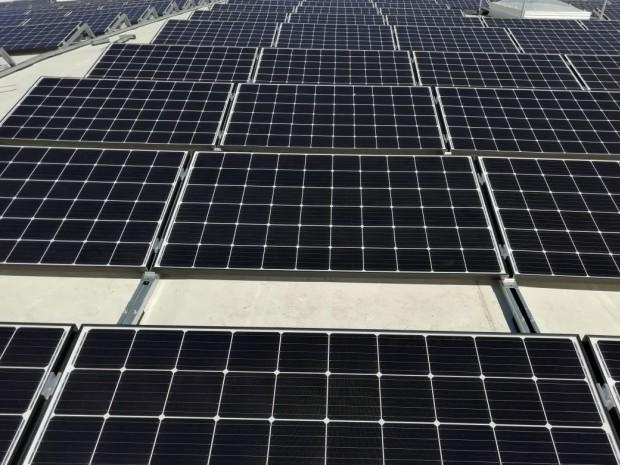 Solaire panneaux photovoltaïques