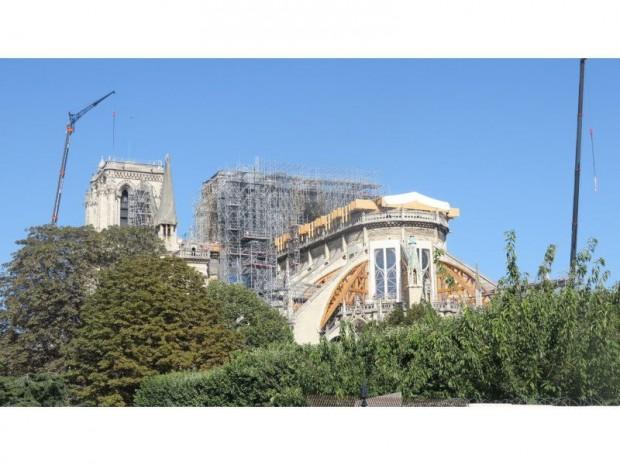 Notre-Dame - septembre 2019