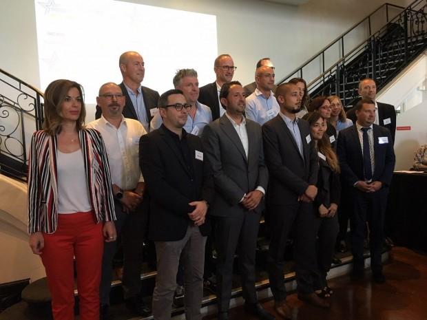 Lauréats des Awards de l'innovation du mondial du bâtiment