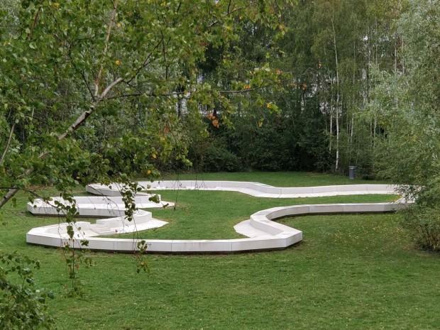 """Un jardin """"inter classes sociales et inter générations"""""""