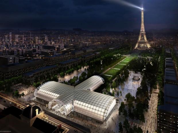 Wilmotte concevra le Grand Palais Ephémère