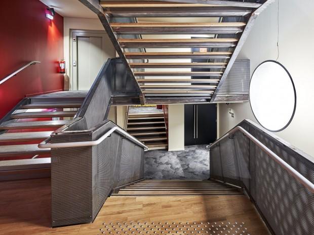 Rénovation du cinéma les Variétés à Marseille
