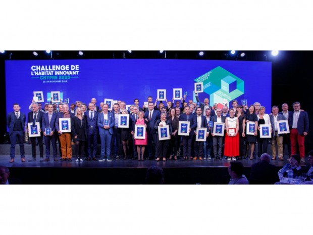 Lauréats Challenge Habitat Innovant LCA-FFB 2020