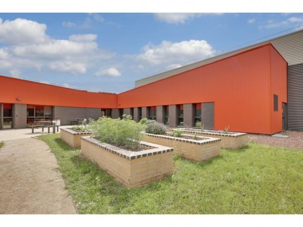 Centre de distribution Barjane pour Biocoop