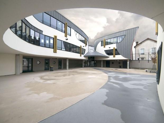 Ecole Saint-Exupéry, Bois Colombes