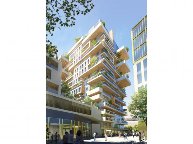 Hyperion Eiffage immobilier
