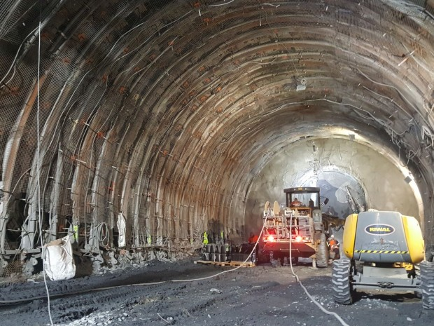 Lyon-Turin : les marchés de creusement du tunnel ...