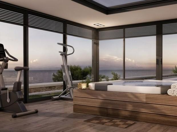 Installer un spa dans sa véranda