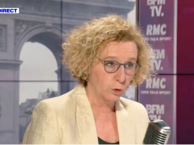 Muriel Pénicaud chez RMC, le 16 mars 2020