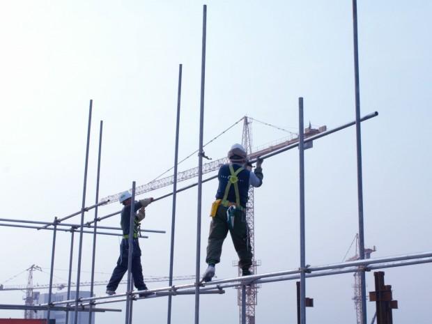 Salariés pénibilité chantier