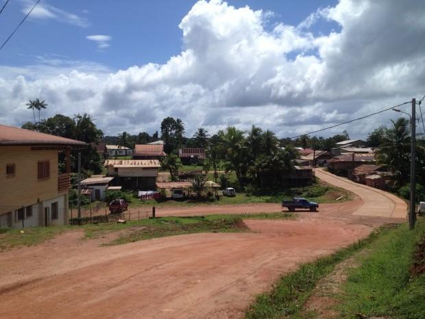 Maripasoula Guyane