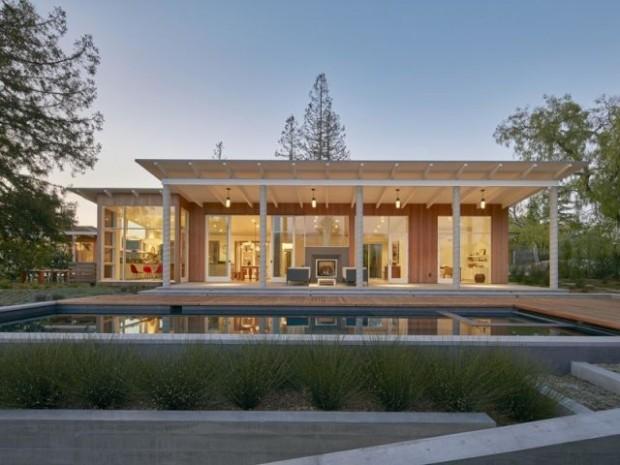 Une villa californienne qui a tout pour plaire