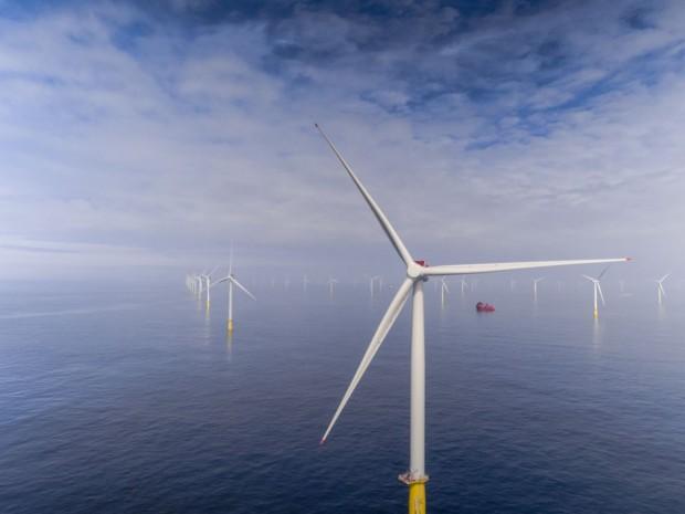 L'horizon de l'éolien en mer français ...