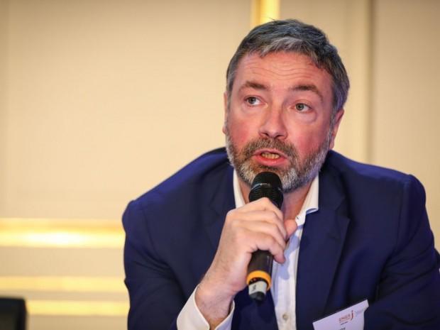 Arnaud Leroy, président de l'Ademe
