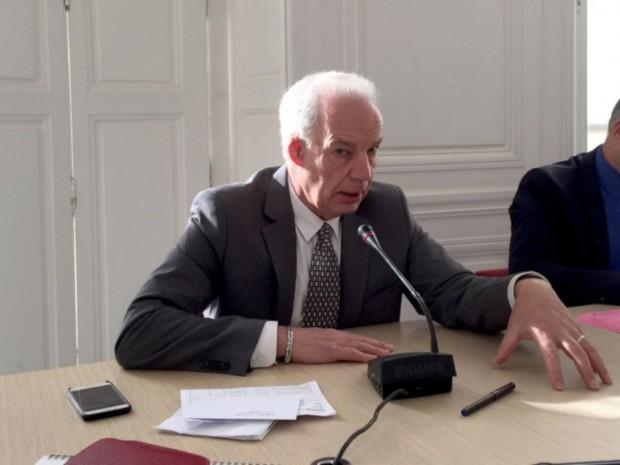 Alain Griset, ministre des PME
