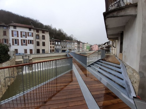 Requalification du quartier de Secoustous (Lavelanet)